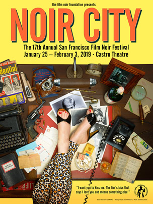 NOIR CITY 17 - January 25-February 3, 2019