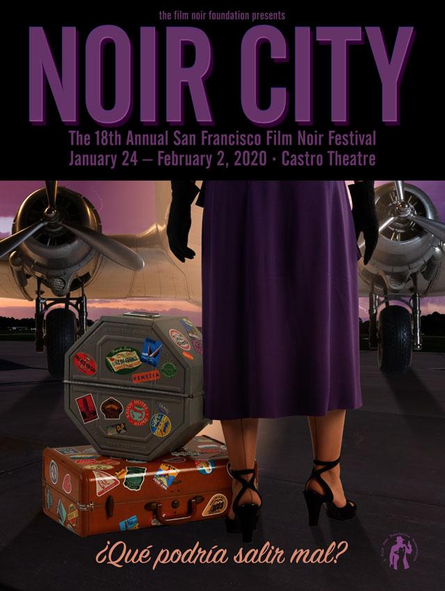 NOIR CITY Film Festival - Film Noir Foundation